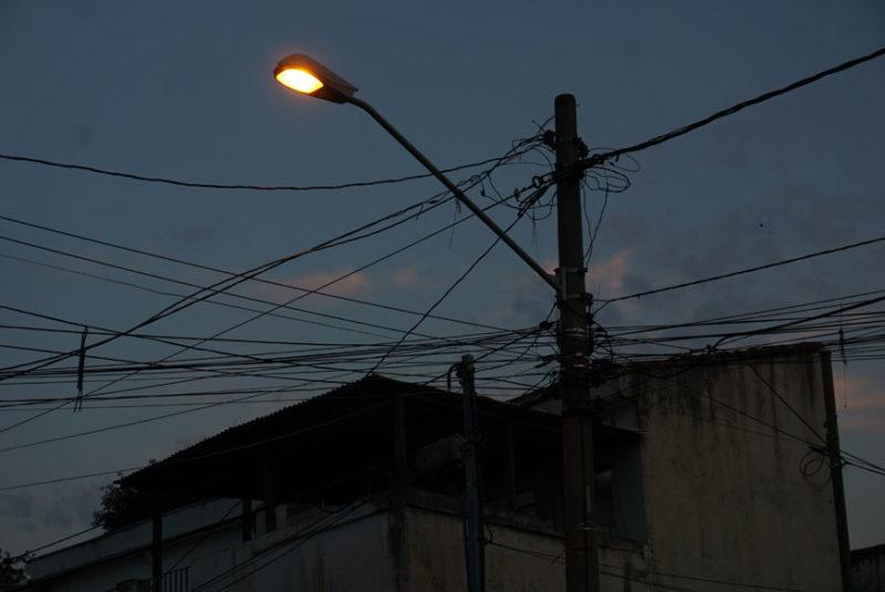 Straßenleuchte Sao Paulo